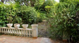Vente 3 pièces rez de jardin Nice Ouest
