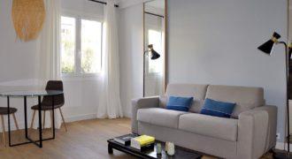 Studio rénové au port de Nice