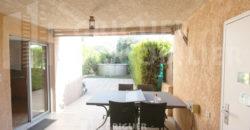 Vente duplex 4 pièces rez de jardin Antibes