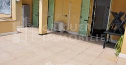 Location 3 pièces semi meublé grande terrasse Nice Barla