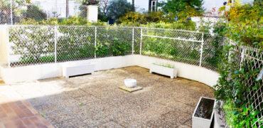 Location 2 pièces rez de jardin Gorbella / Bounin