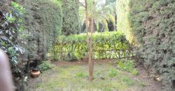 Location studio 30 m² en rez de jardin dans le quartier de Cimiez à Nice
