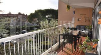 Vente appartement 3/ 4 pièces, residence piscine sur Nice Ouest