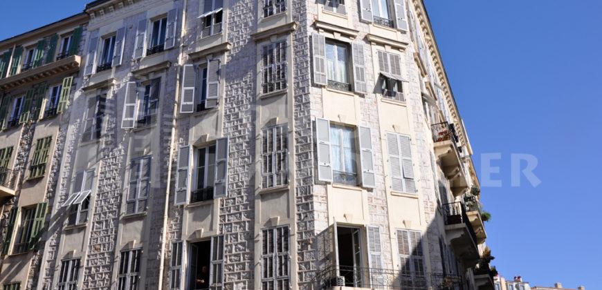 Vente 6 pièces centre ville de Nice