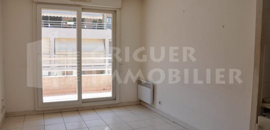 Vente appartement 2 pièces Nice Riquier