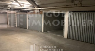 Location garage Paul Bounin, proche Gorbella