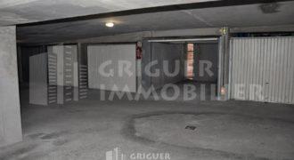 Vente garage de plain pied