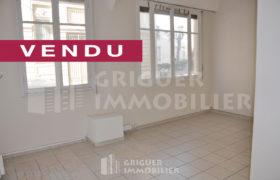 Vente bureaux 102 m² début Victor Hugo