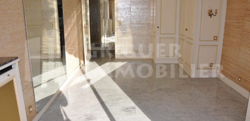 Location studio 40 m² Gambetta / Parc Impérial