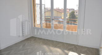 Location 2 pièces avec terrasse Saint Laurent du Var