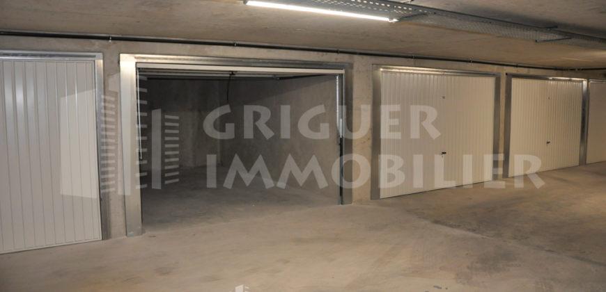 Location garage haut Henry Dunant Nice Nord